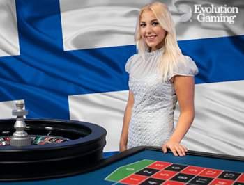 Suomen lippu, ruletti ja pelinhoitaja